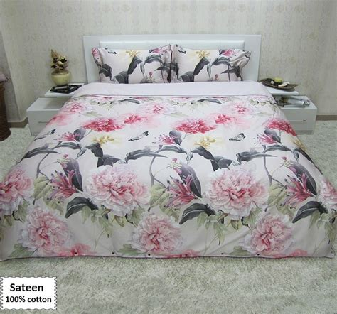 Flower Bed Set Flower Bedding 28 Images Princess Pink Flower Bedding Sets Cotton Duvet