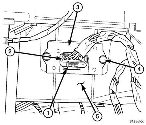 2001 jeep grand blower motor wiring diagram image