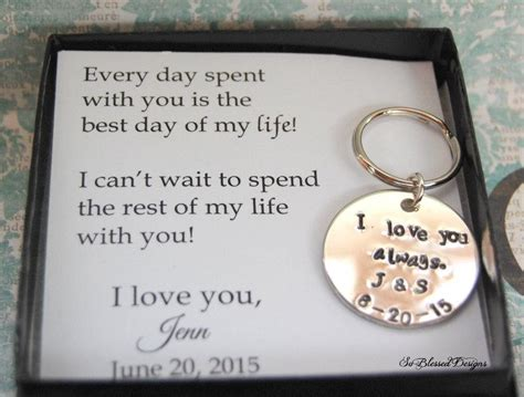 groom gift from bride wedding day gift to groom from