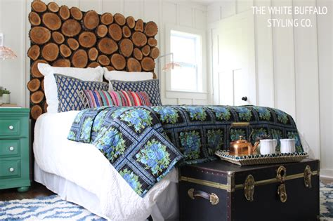 unique headboards ideas 2014 future home decor pinterest how to blend masculine and feminine styles in the bedroom