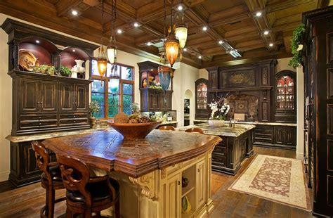 italian kitchen island 29 elegant tuscan kitchen ideas decor designs