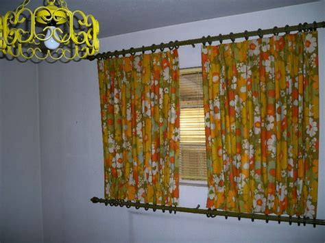 1970s curtains 120 best images about retro homes on pinterest real