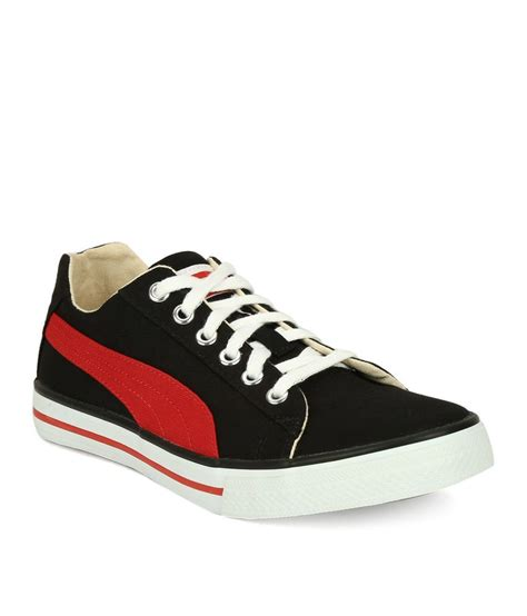 hip hop shoes for hip hop 5 ind black casual shoes available at