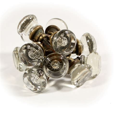 Vintage Glass Door Knobs For Sale Antique Glass Door Knob Sets Ndk80 Four Available For Sale Antiques