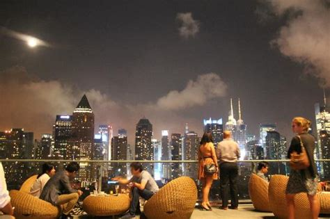 Or New Sky Line Desde Rooftop Bar Picture Of Ink48 A Kimpton Hotel New York City Tripadvisor