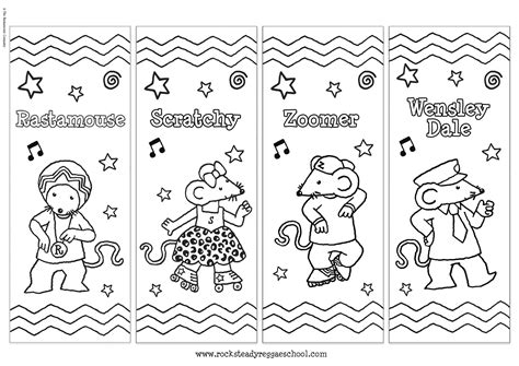 coloring pages rastamouse print out activities official rastamouse website