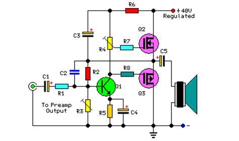 An17823a Btl 4w Mono Power Lifier 30 watt audio power lifier eeweb community
