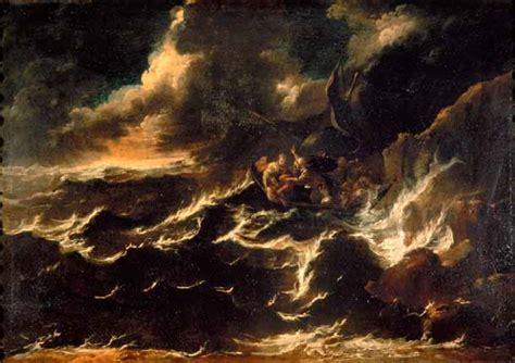 la tempesta popsoarte scheda dell opera cristo e gli apostoli