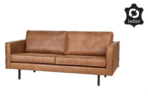 recycle sofas bepurehome sofa 2 5 seater rodeo recycle leather cognac