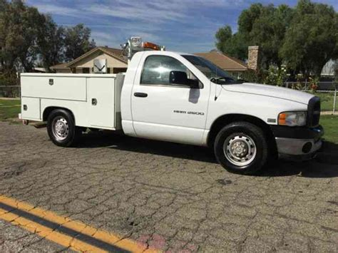 dodge utility truck service truck used dodge utility