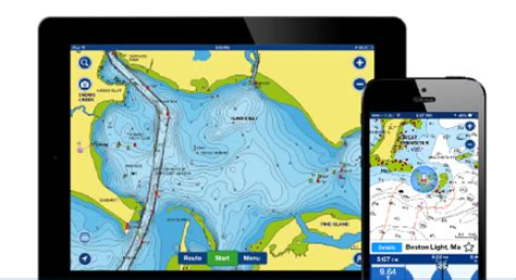 boat gps for iphone navionics boating