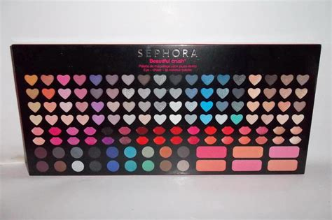Makeup Kit Sephora sephora beautiful crush blockbuster palette makeup kit