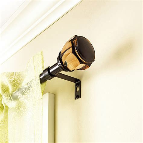 better homes and gardens oglesby curtain rod 5 8 quot rod