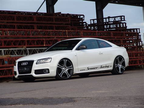 2009 audi a5 coupe 2009 senner tuning audi a5 coupe new styling package options