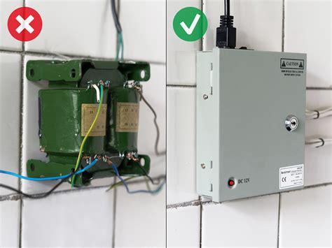 Power Supplay Panel Box 9ch 12v 10a nordstrand cctv power supply distribution box unit 12v 5a 9ch 10a 18ch ebay