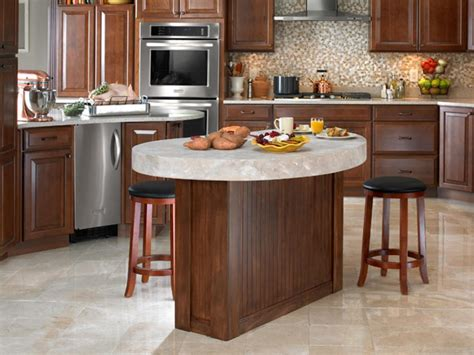 pictures of small kitchen islands kitchen island options pictures ideas from hgtv hgtv