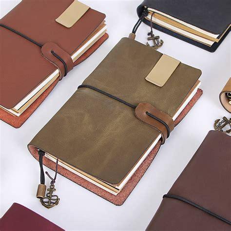sketchbook refill aliexpress buy vintage leather traveler s notebook