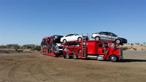 car carrier us car carriers driving an open highway automotive logistics