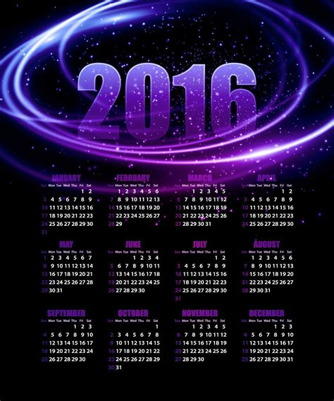 new year dates 2016 wallpapers with calendar 2016 wallpaper cave