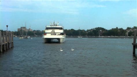 boat r brooklyn catamaran party boat quot golden sunshine quot docking in