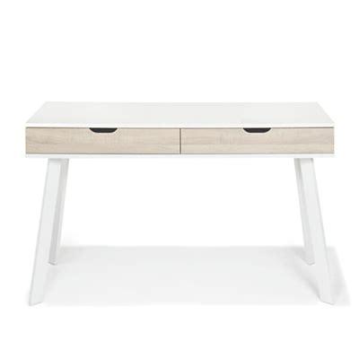 bureau blanc alinea bureaux meubles de bureau bureau blanc laqu 233 alin 233 a