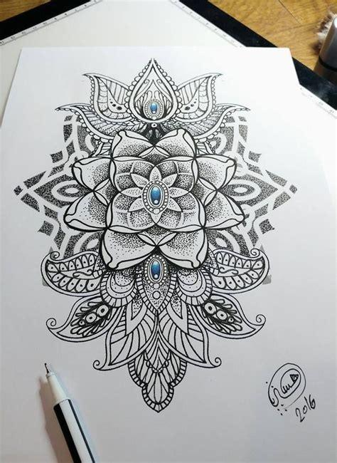 henna tattoo amsterdam west mandala dotwork style mehndi made by hysteria