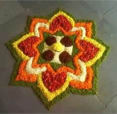 Home Decoration During Diwali colourful kolam on pinterest kerala flower designs and