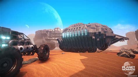 Planet Nomads by Planet Nomads V0 7 8 0 Steam Early Access Gog V0 6 2