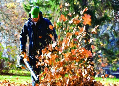 Cleveland Landscapers Blog H M Landscaping Fall Cleanup Landscaping