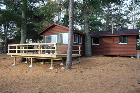 voyageurs national park cabin for rent island view lodge