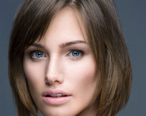 hairstyle for a long thin face with sharp jaw line short haircuts for thick wavy hair round face hair style