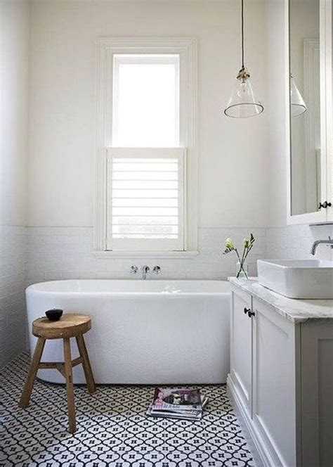 Bathroom Tile Ideas Pinterest 27 Small Black And White Bathroom Floor Tiles Ideas And