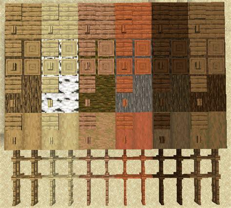 Wooden Planks Texture Minecraft