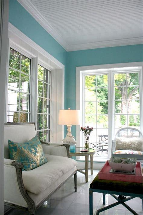 colors  create mood   room teal aqua