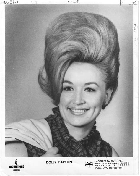 big hair is coming back dolly parton in the pines