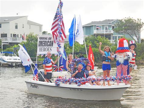 newport beach boat parade fourth of july fourth of july patriotic boat parade sandbridge life