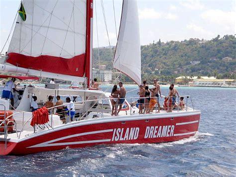 catamaran cruise jamaica negril dreamer catamaran cruise to negril from montego bay el