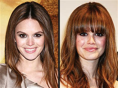 hairstyles for big foreheadswithout a fringe patina s precis 174 big bang theory