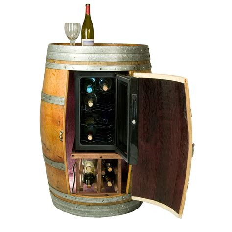 cabinet wine chiller wine barrel cabinet wine chiller napa east