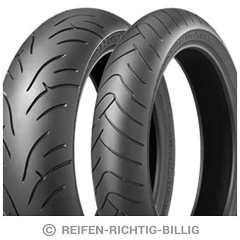 Motorradreifen Bridgestone by Bridgestone Motorradreifen 120 70 Zr17 58w Bt 023 F M C