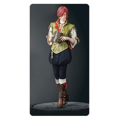 witcher 3 figure the witcher 3 hunt shani figure