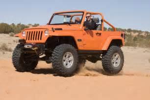 trick jeeps of easter jeep safari road