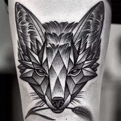 dotwork tattoo artists 14 phenomenal dotwork geometric tattoos