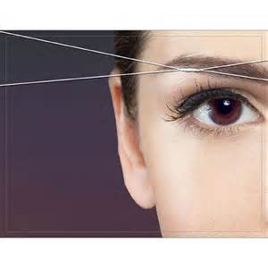 eyebrow threading amp shaping course eyebrow amp lash