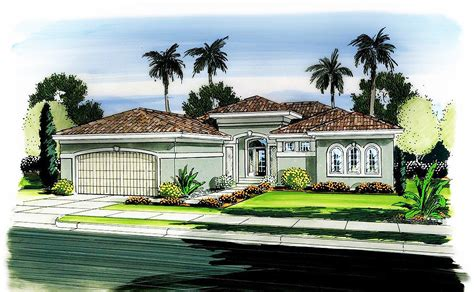 two story florida house plans one story florida house plan 62596dj architectural designs house plans