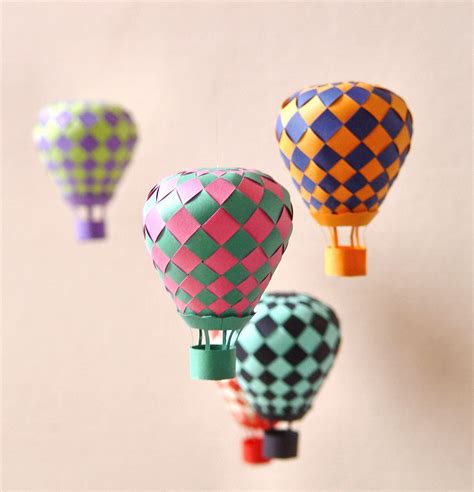 Creative Papercraft - extraordinary creative diy paper project colorful