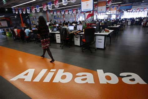 alibaba office alibaba drops share sale to revive hopes of a hong kong