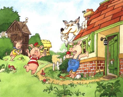 the three pigs el cuento de los tres cerditos importancia de los cuentos