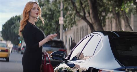 kia commercial actress kia cadenza stars in new commercial with christina
