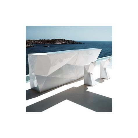sgabello bianco sgabello di vertex vondom bianco